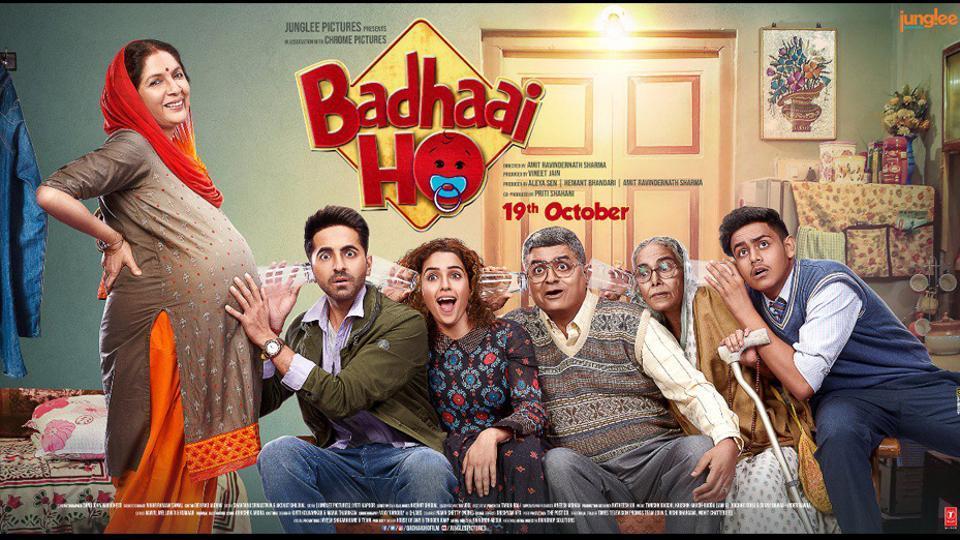 badhaai ho collection