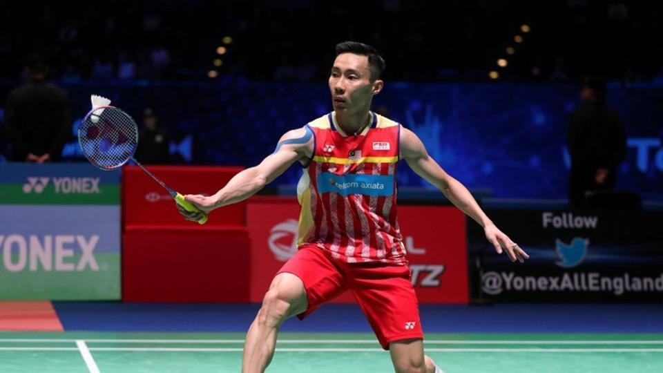 File image of Lee Chong Wei.