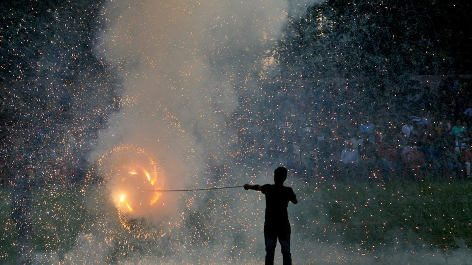 Supreme Court will today deliver verdict on all-India ban on firecrackers this Diwali