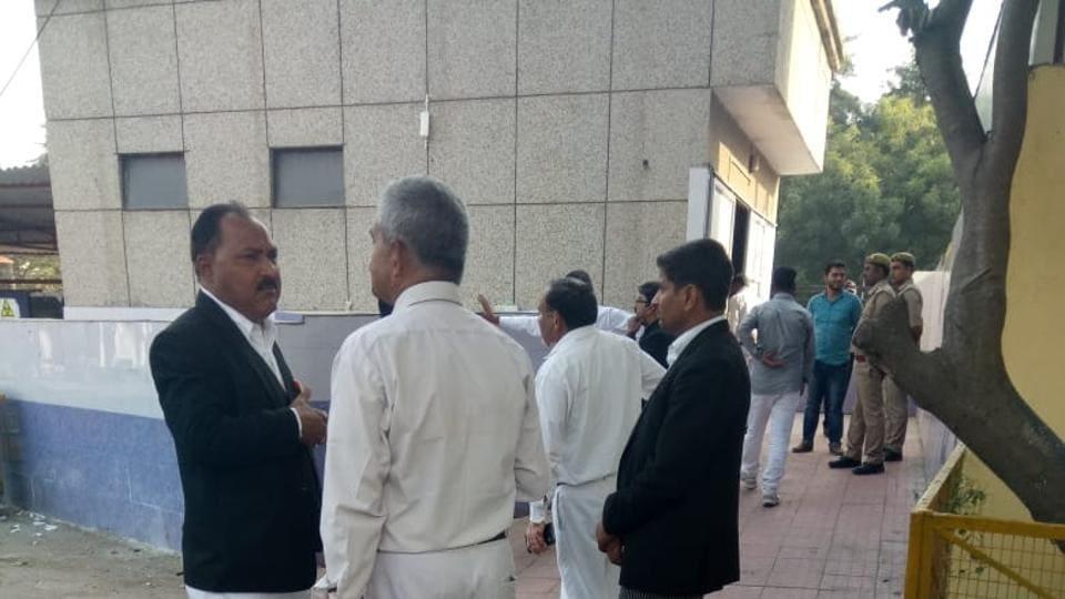 Uttar pradesh lawyer,allahabad high court,Ramesh Chandra Pandey