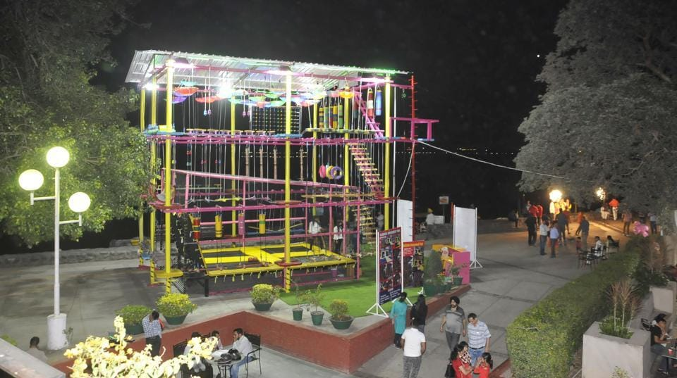 Amusement structure at Sukhna violation of norms,Chandigarh Industrial and Tourism Development Corporation Limited,CITCO