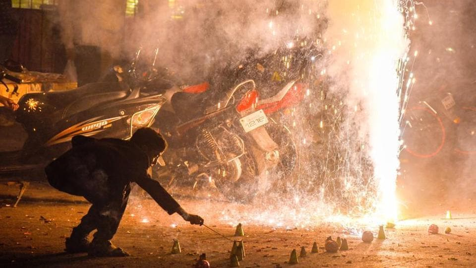 The Supreme Court had temporarily banned the sale of firecrackers ahead of Diwali on October 9 last year. It had later refused to relax its order while dismissing a plea by traders.