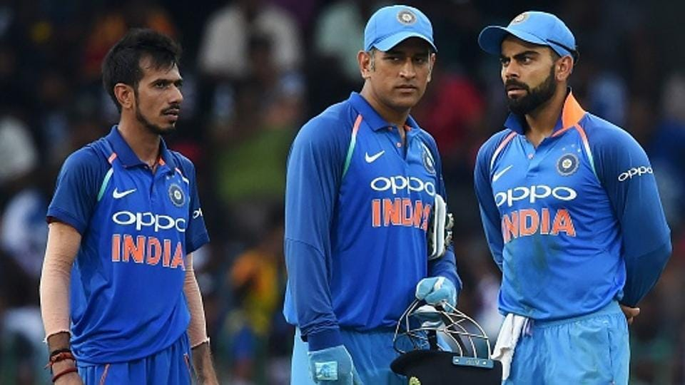 Image result for Team India has three Captains