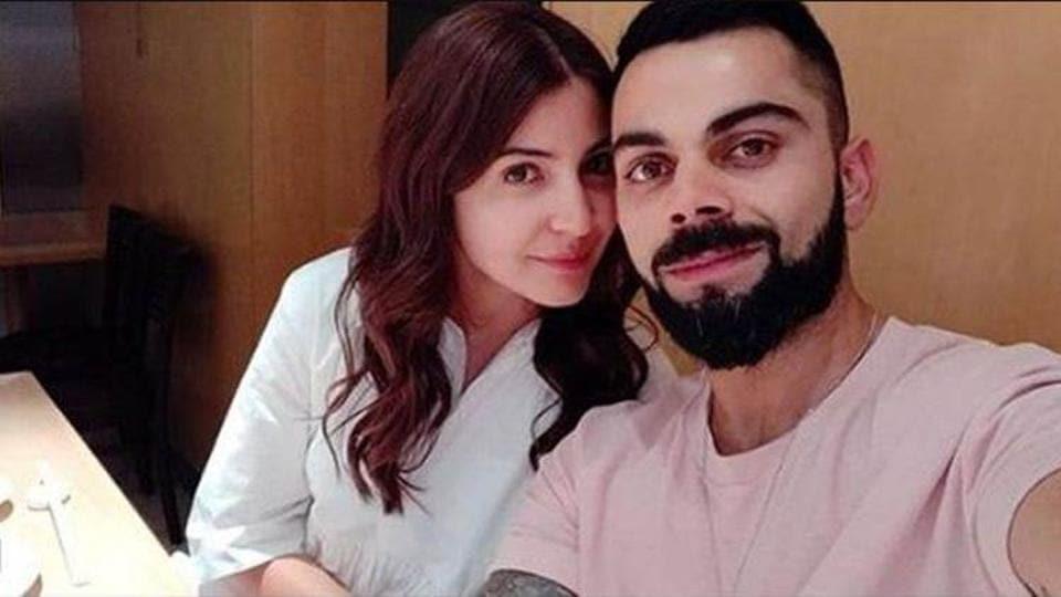 Anushka Sharma took to Instagram to express happiness over her husband Virat Kohli's record breaking performance.