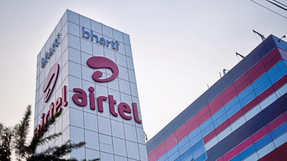 bharti airtel shares soar nearly 11 mcap rises by rs