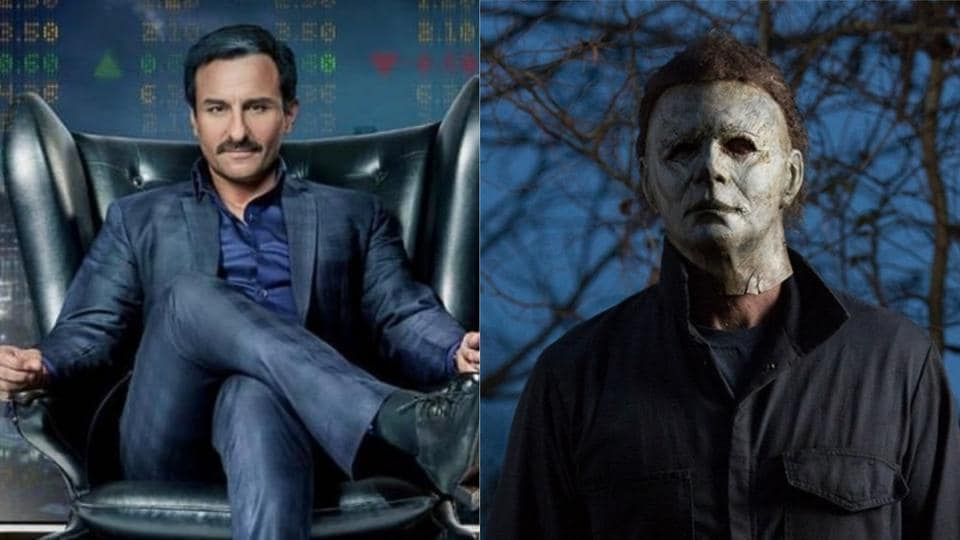 The release of Baazaar clashes with the release of Hollywood films like Halloween and Goosebumps 2 Haunted Halloween.