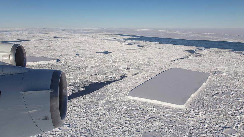 NASA,iceberg,rectangular icebergs