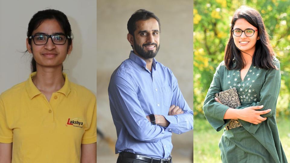 Eliza Bansal, Manjit Singh Chahal and Kanupriya
