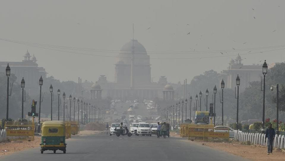 Air quality severe in most of Delhi-NCR, Faridabad 21 times polluted
