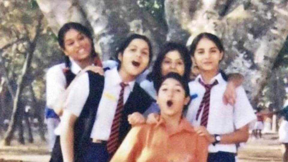 Anushka Sharmas Throwback Teenage Pic Proves She Was Cute Even Back