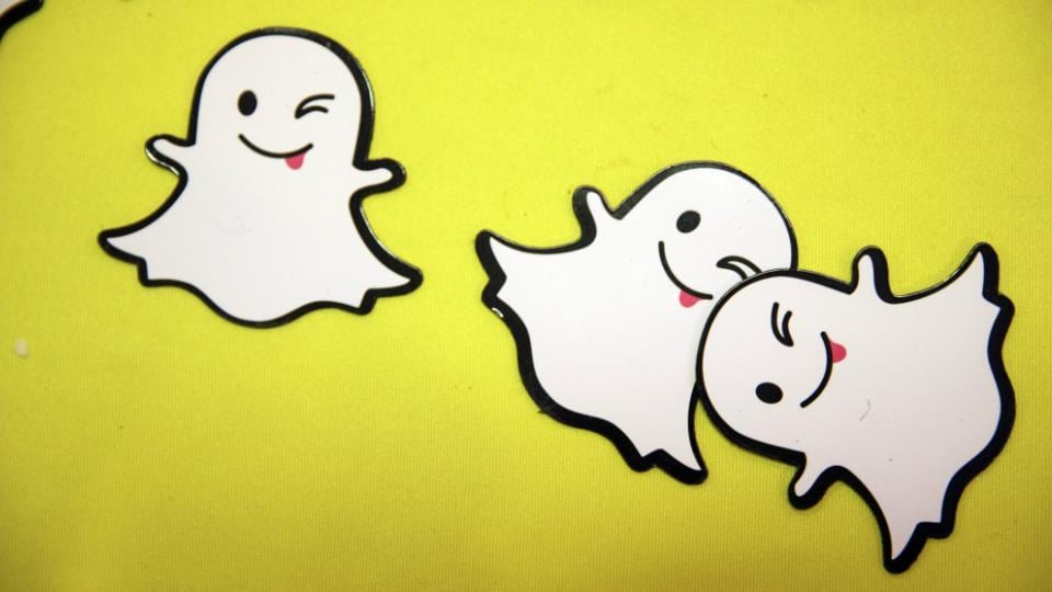 Snap Inc's shares tumbled as much as 12%.