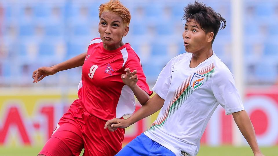 AFC U-19 Championships Qualifiers,Indian women's football team,India vs Nepal