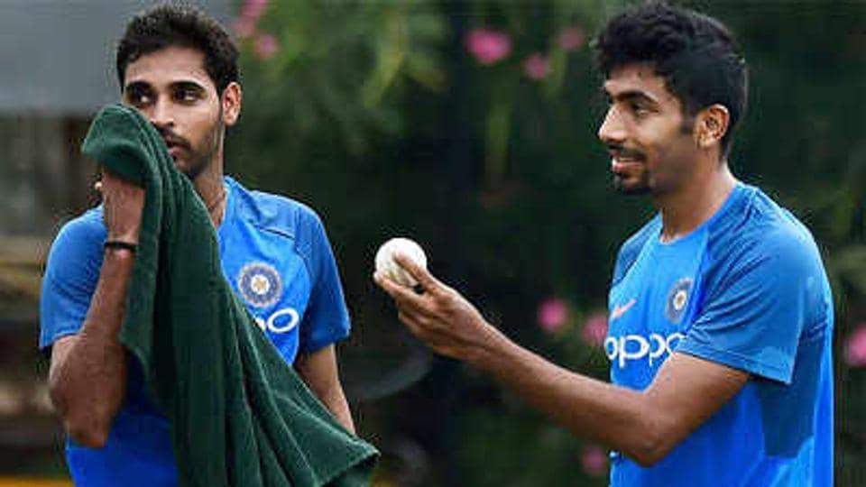 India vs West Indies,Jasprit Bumrah,Bhuvneshwar Kumar