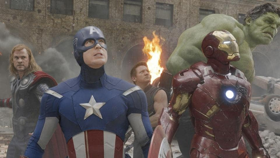 The iconic Battle of New York scene from the first Avengers film will be revisited in Avengers 4.