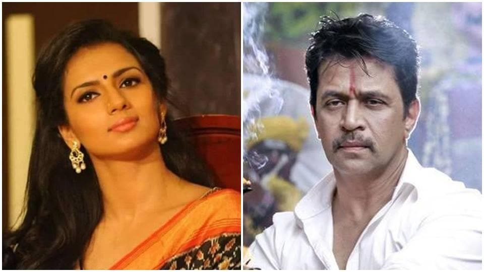 Me Too: Sruthi Hariharan says she is ready to face Arjun Sarja in court.