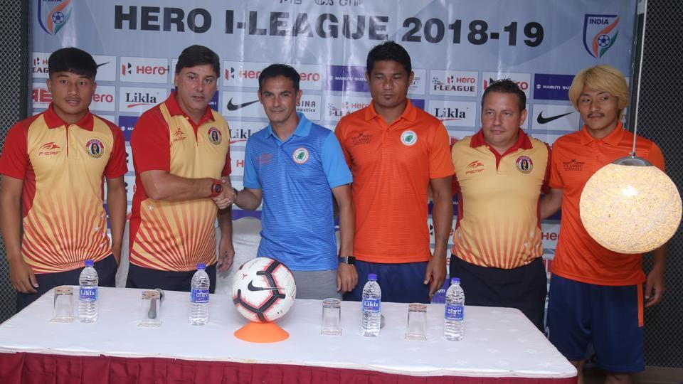I-League,Neroca FC,East Bengal