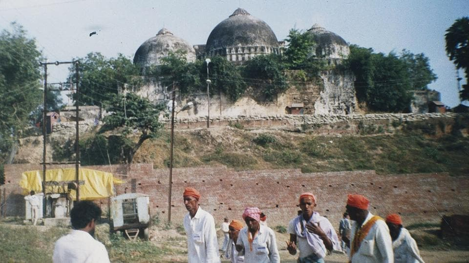 This is  the first time since the launch of the temple movement in the late 1980s that the Bharatiya Janata Party and the Rashtriya Swayamsevak Sangh are leading the chorus for the construction of a Ram temple in Ayodhya.