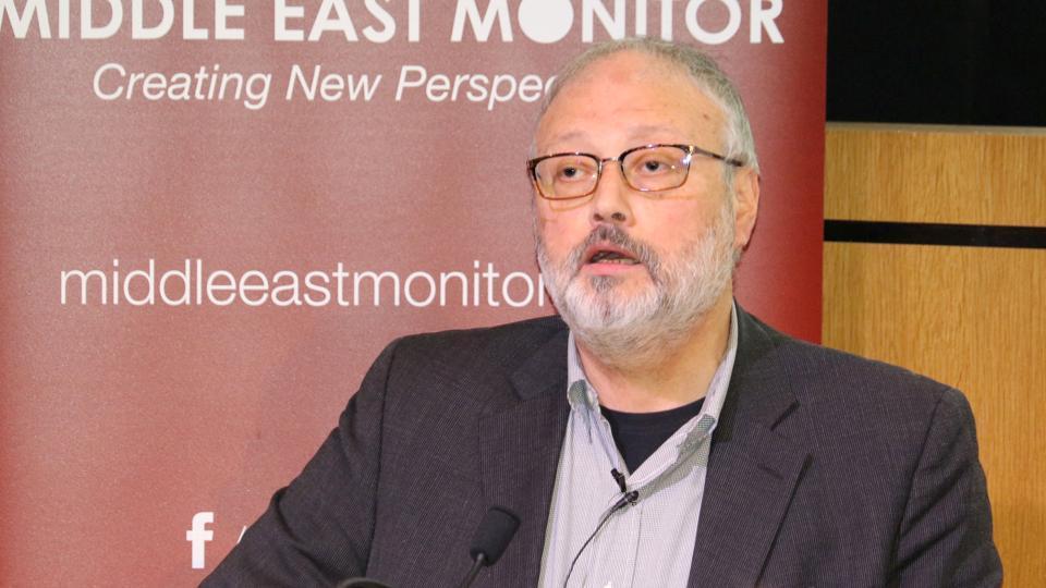 Jamal Khashoggi's killing,Jamal Khashoggi,Turkey