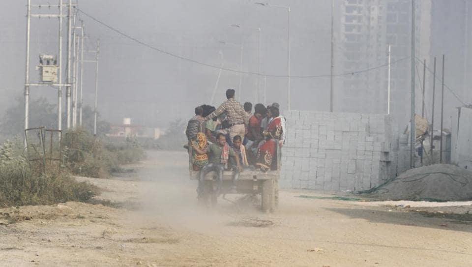 Delhi air quality,Delhi air pollution,Delhi November pollution