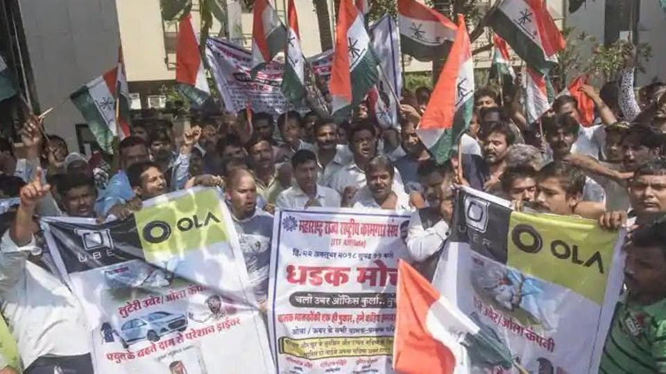 The drivers, under the banner of Maharashtra Rajya Rashtriya Kamgar Sangh (MRRKS), on strike since Monday, said they would continue the strike over the weekend.