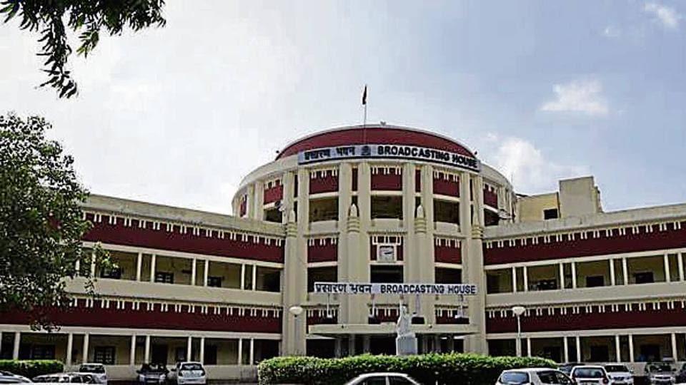 Prasar Bharati,All India Radio,Doordarshan