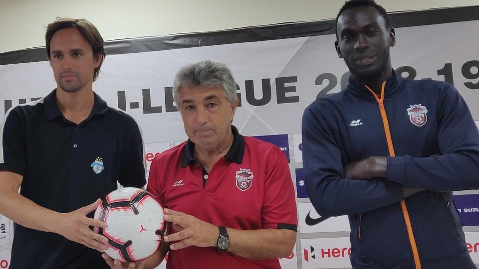 Minerva Punjab take on Churchill Brothers in the I-League on Sunday.