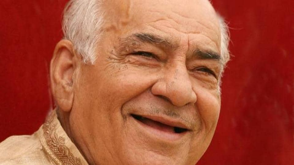 BJP leader Madan Lal Khurana was the chief minister of Delhi from 1993 to 1996.