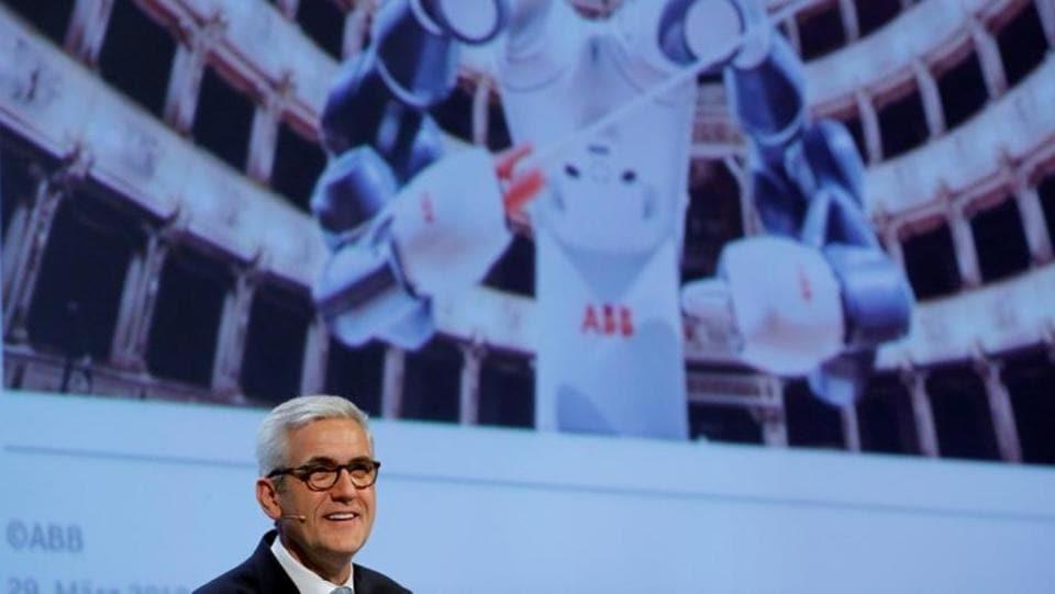 Robots to make robots,ABB,Robot