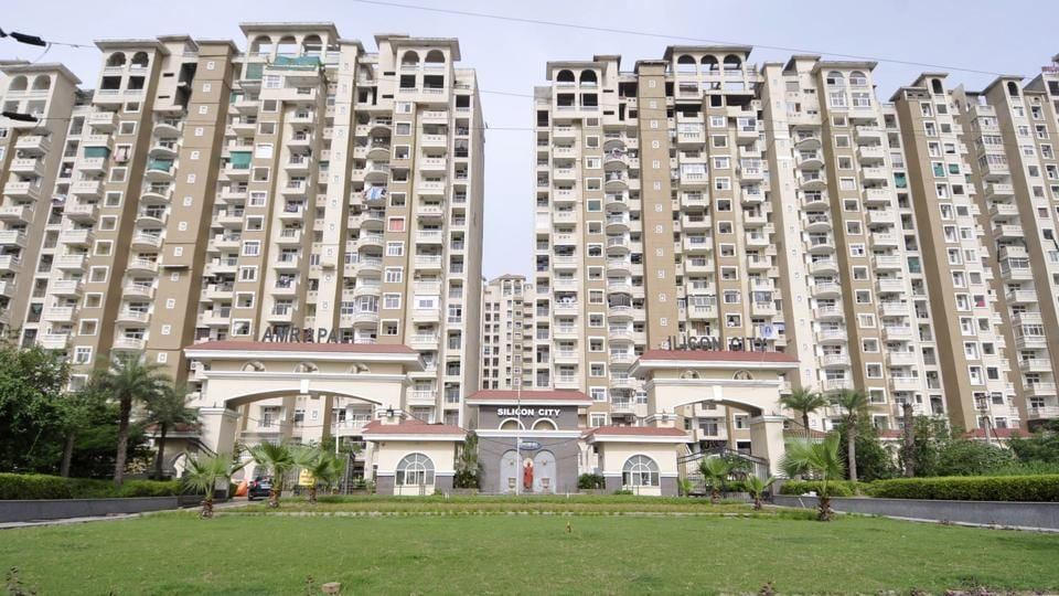 "Amrapali silicon city at sector 76, in Noida. Amrapali Group chief financial officer Chander Wadhwa, who had earlier claimed to have a ""memory fail"", Friday answered searching questions from the Supreme Court."