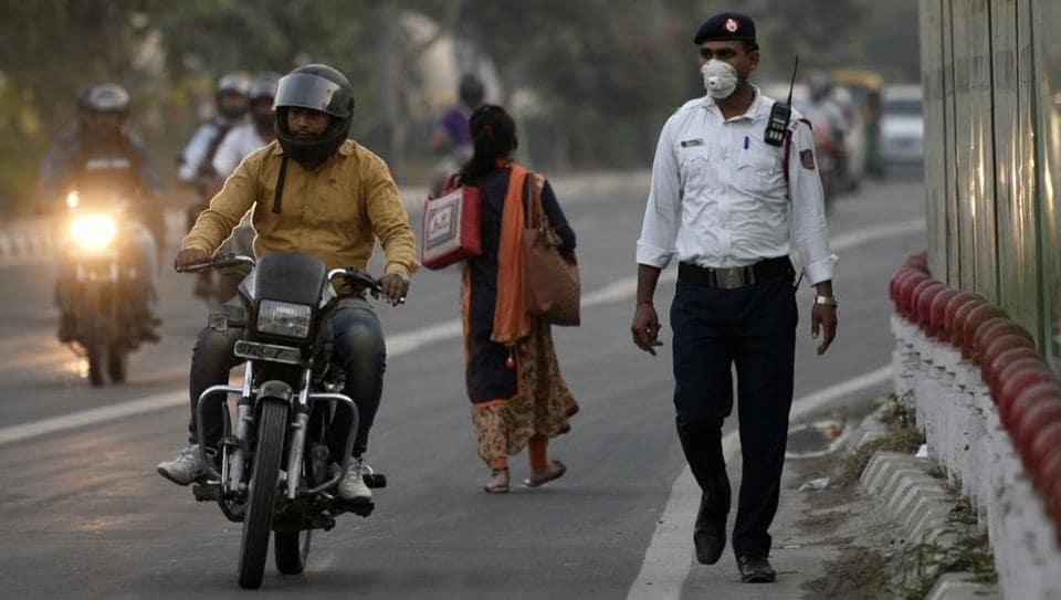 Delhi air quality,Delhi air pollution,Delhi pollution level