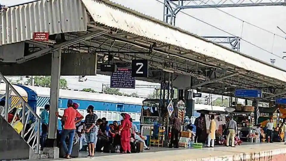 Jalandhar railway station,Jalandhar,Punjab