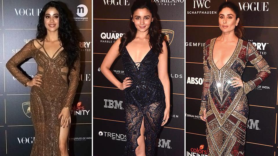 Vogue Women of the Year Awards 2018,Kareena Kapoor,Alia Bhatt