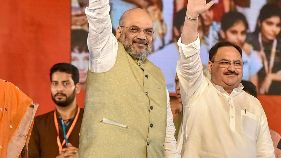 Addressing the concluding session of the BJYM national convention — Yuva Adhiveshan — at Secunderabad parade grounds, Amit Shah said the so-called grand alliance was not going to make any impact on the BJP even if more and more parties join it.