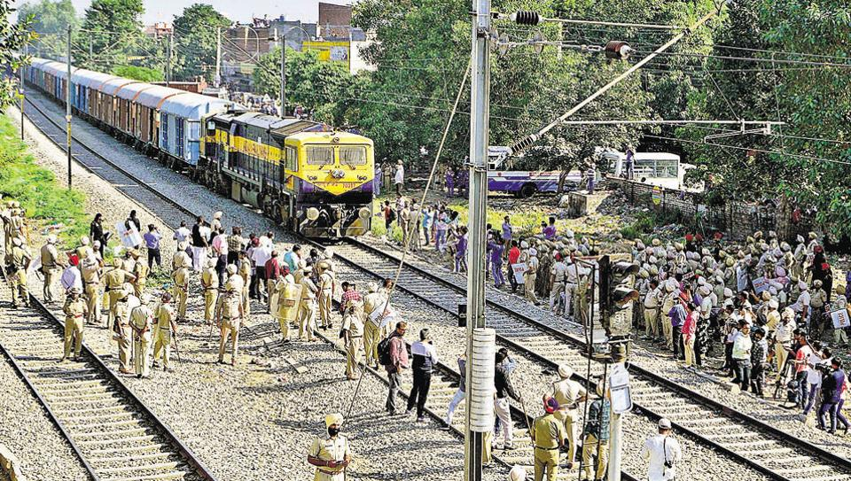 The train tragedy at Jaura Phatak in Amritsar, Punjab, that killed 61 people has highlighted the issue of public safety.