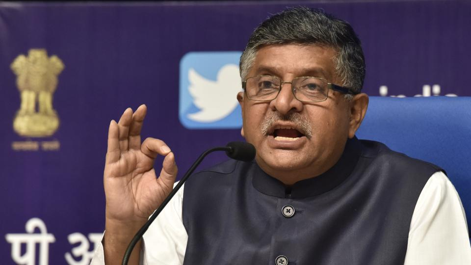 Union minister Ravi Shankar Prasad, seeking a response from Rahul Gandhi, said he should apologise to Hindus, if he does not support the statements made by Shashi Tharoor.