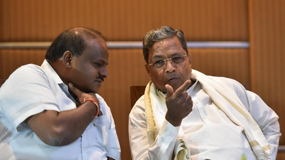 Former Karnataka chief minister Siddaramaiah Sunday hit out at the BJP for expressing doubts that the JDS-Congress government would fall and warned it against indulging in 'Operation Lotus' again.