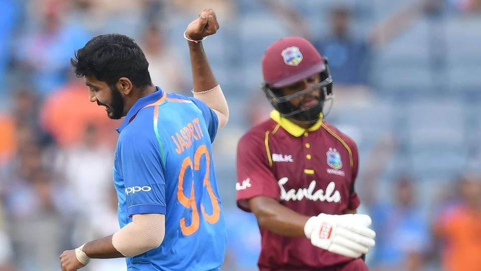 india vs west indies,virat kohli,jasprit bumrah