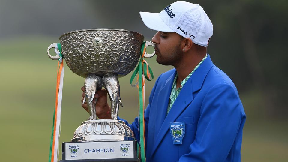 Khalin Joshi,Siddikur Rahman,Asian Tour title