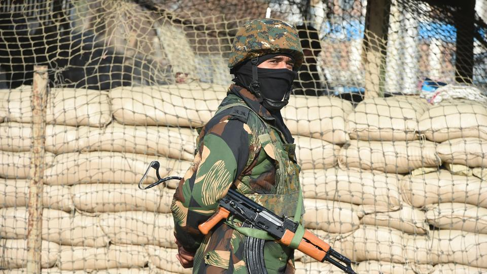 Unidentified gunmen abducted a man who owns a house in Kulgam district, where seven civilians died in a blast after three militants were killed during a gunfight with security forces a few days ago, police said on Sunday.