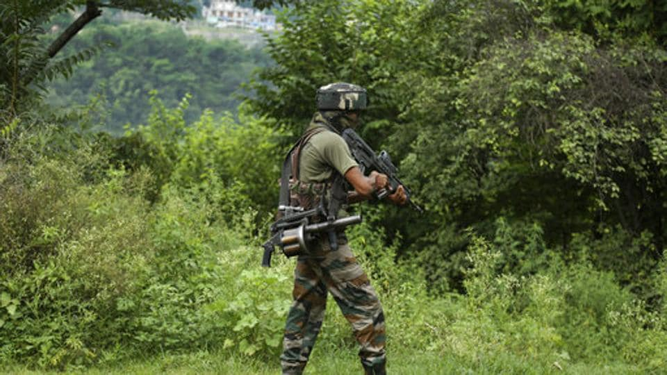 militant,Pulwama,Kashmir