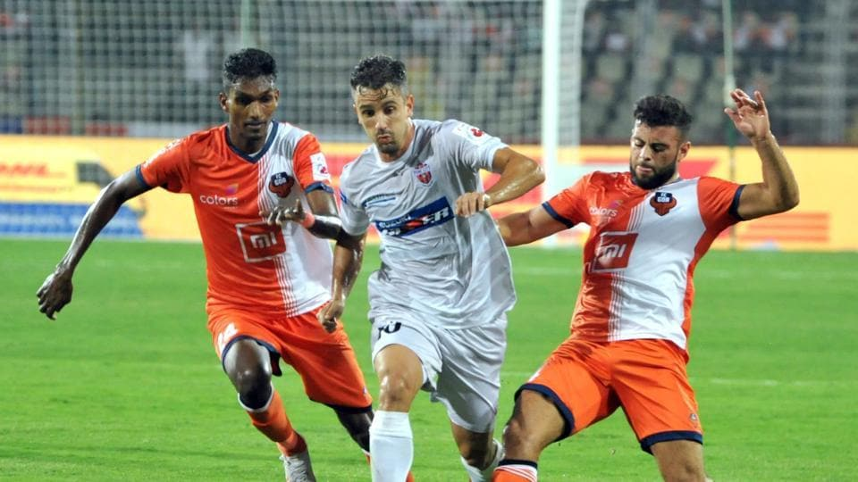 FC Goa see off Pune City in a high scoring ISL encounter ...