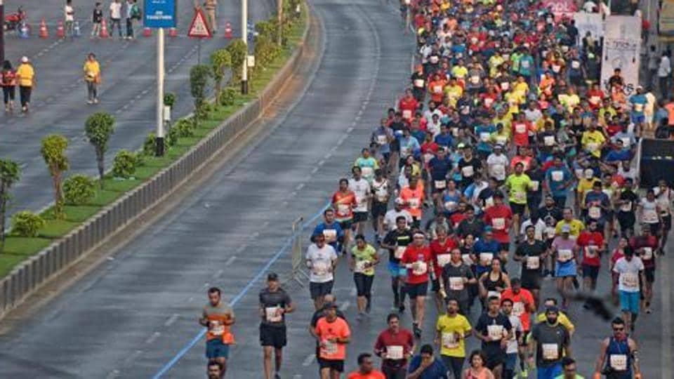 Marathon,Jaipur,vote