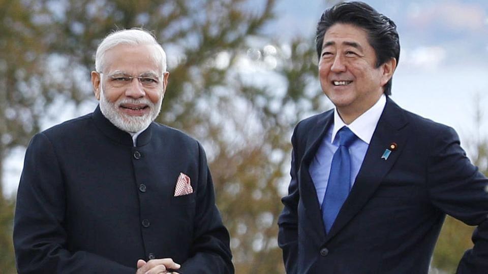 Modi in Japan,India Japan,PM Modi