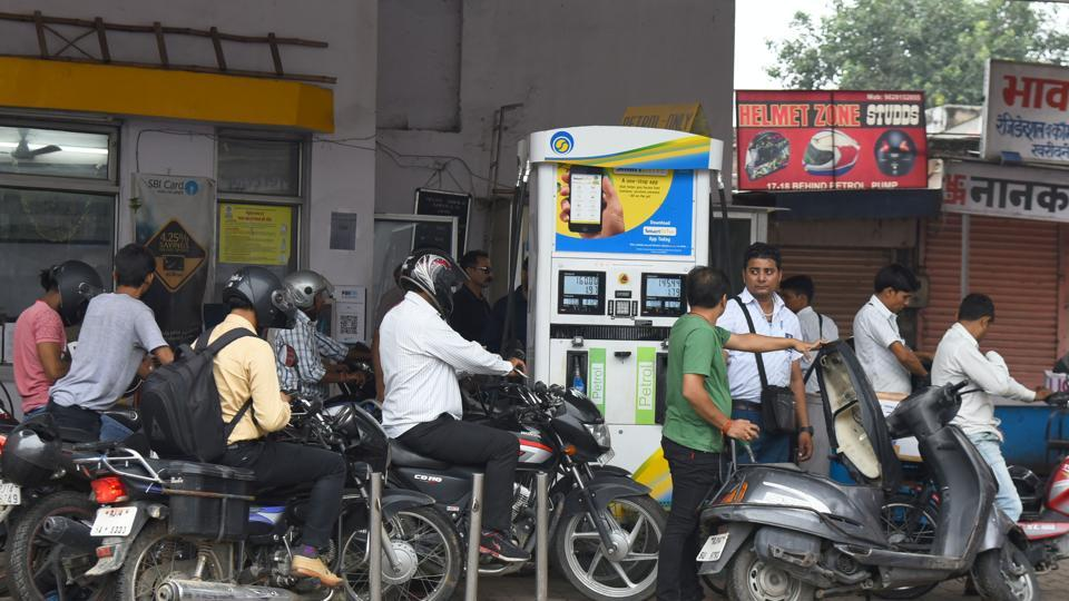 Fuel prices were cut Sunday for the 11th time since October 18, bringing the price of petrol and diesel at a two-month low.