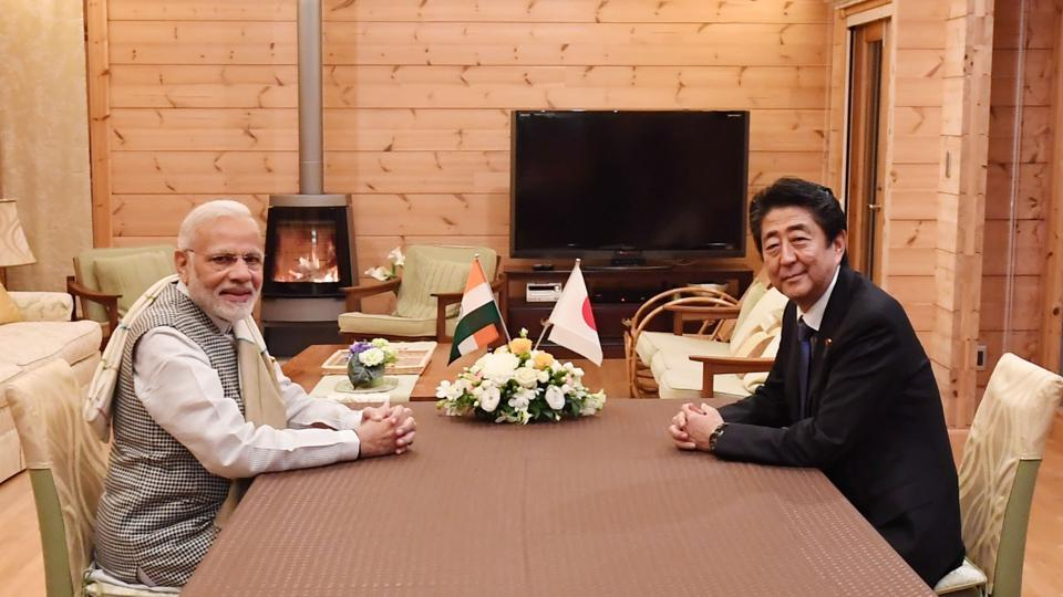Japan-India summit,Narendra Modi,Shinzo Abe
