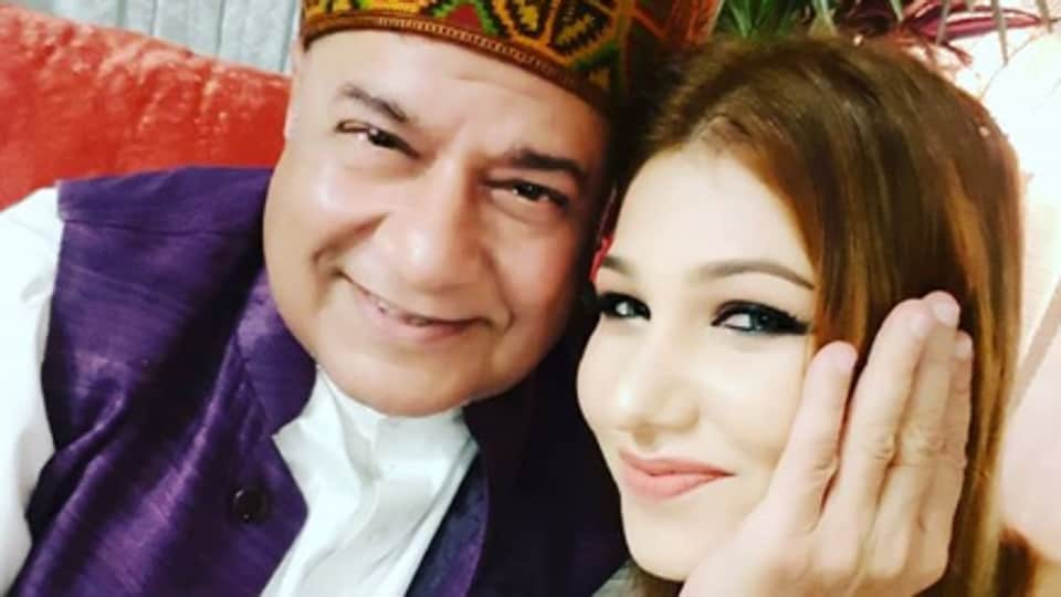 Anup Jalota and Jasleen Matharu entered the Bigg Boss 12 house as a couple.