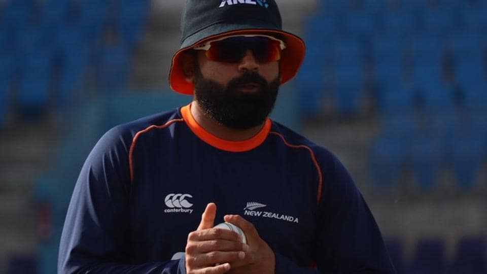 Ajaz Patel has been added to New Zealand squad for their T20s against Pakistan.