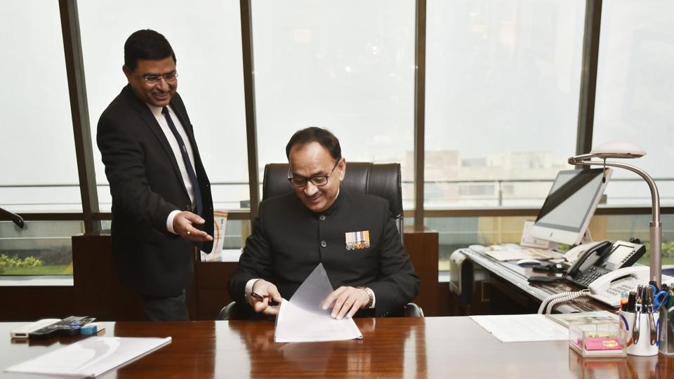 The Central Bureau of Investigation (CBI) will hand over to the Central Vigilance Commission (CVC)  on Monday all files and documents required to inquire into allegations levelled against its director Alok Verma by his deputy Rakesh Asthana, officials familiar with the development said.