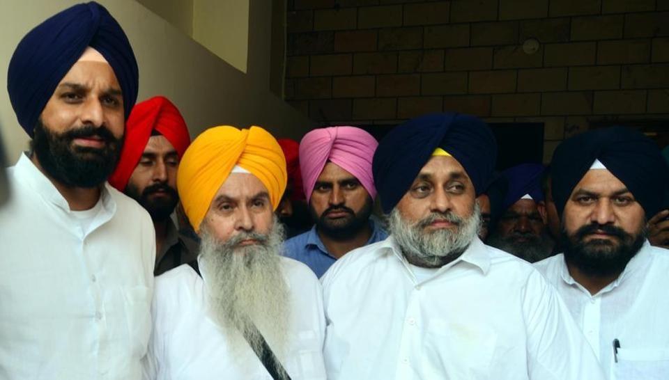 Shiromani Akali Dal,Khadoor Sahib,Ranjit Singh Brahmpura
