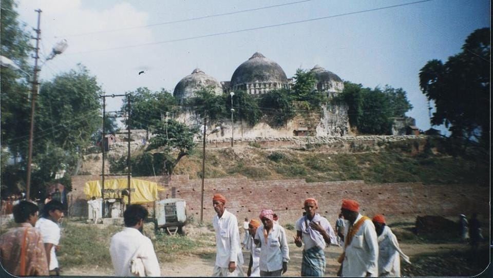 In a 2010 decision, the Allahabad high court had ordered the trifurcation of the 2.77 acre disputed site between the Nirmohi Akhada, the Sunni Waqf Board and the deity of Ram Lalla.